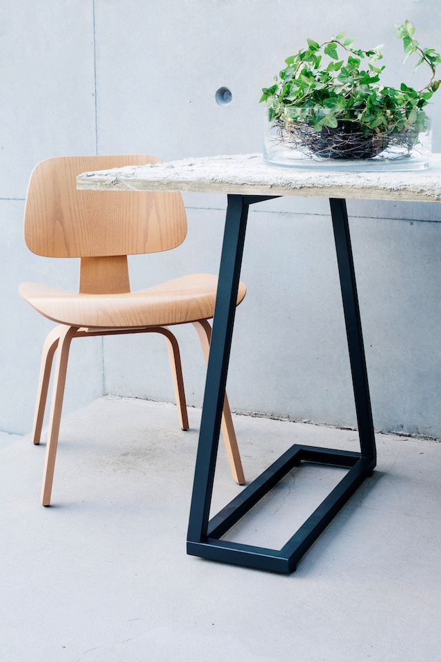 BEdesign | Lume Table legs | outdoor | indoor