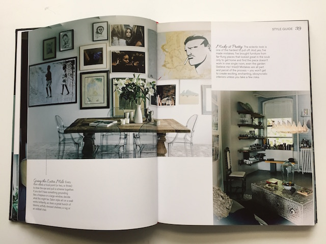 Decorating With Style | Abigail Ahern | Book Review by C-More interiorblog 06