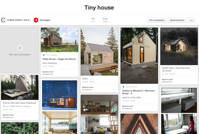 More inspiration on my Pinterest board: C-More | Tiny Houses