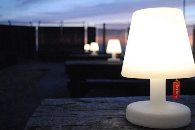 Fatboy Edison Petit outdoor lighting collection