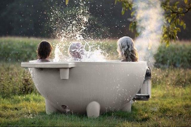 Weltevree Dutch Tub Hottub