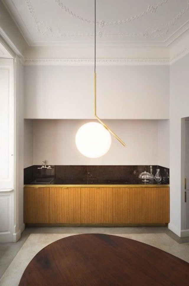 flos ic lights hanging lamp