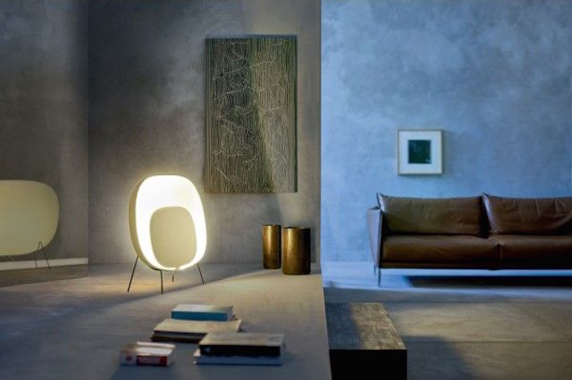 foscarini stewie floor lamp