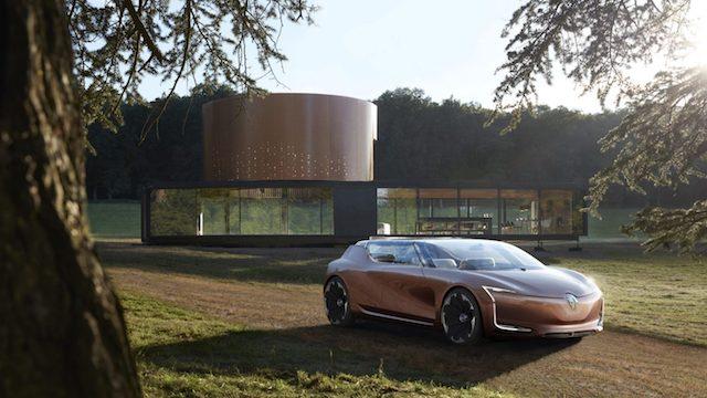 Concept Car Renault SYMBIOZ | Dutch Design Week 2018