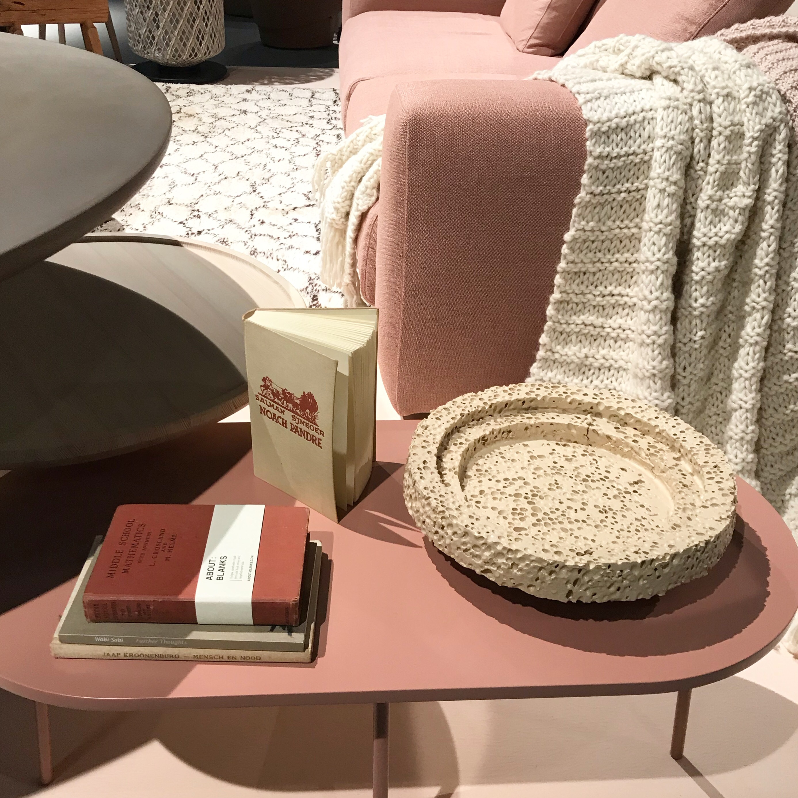 Interior design and color trends 2019 Spotted at IMM COLOGNE 2019 | C-More