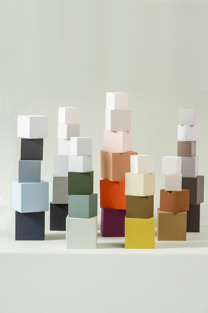 Flexa Color trend 2020   Tranquil Dawn   Complete color scheme